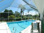 The Casa Canal Raleigh's Beautiful and Refreshing Solar Heated Pool