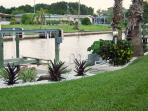 Dock for fishing and Boat Lift