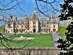 Visit the Biltmore Estate 49 miles away in Asheville