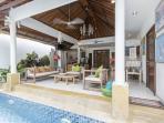 Villa Papillon -Oasis Behind Seminyak Square