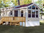 Family Cottage on Gwynn's Island RV Resort
