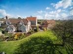 Valley Farm Holiday Cottages - Horseshoe & Plough Cottages (dog friendly)