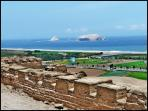 Archeological plce Pachacamac Ruins ( 15 minutes from the house).