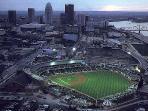 Louisville Slugger Field- 2 blocks away