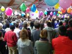 Salle du Garay pour un anniversaire