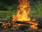 We supply the free fire woods for fire camping