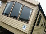 Deluxe 2 Bedroom Static Caravan