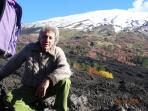 escursioni con il Cai sull'Etna, il calendario  è su Cai randazzo , potete partecipare
