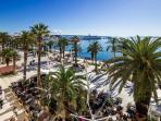 Promenade de Split