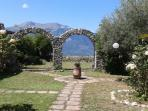 Vista >Giardino Casa Maciocia Civita d'Antino