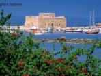 Visit Paphos castle and harbour