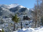 Mt Lyford in winter