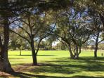 Belrose Park, on walk to Whitfords City Shops