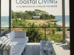 featured in books... Here is Coastal Living