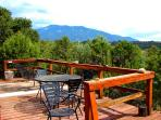 Casa La Ceja Private serene setting, Sweeping Mountain Views Deck  Hot Tub