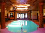 Complimentary Los Altos Clubhouse indoor pool.