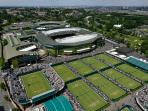 Wimbledon tennis Championships - many guests and coaches stay with us each year