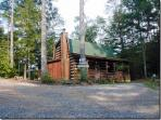 Moonshine Ridge - Cozy mountain cabin