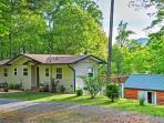 Have the ultimate Georgia getaway at this Hiawassee vacation rental cabin!