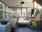 Cottage - sun room