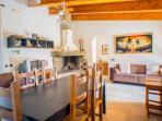 Cucina / Sala pranzo/ Soggiorno / TV set