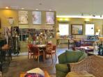 Marsh Harbor Studio and Coffee Bar