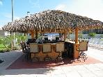 On-site amenities: tiki bar