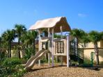 On-site amenities: children's play area