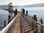 Stroll the worlds longest boardwalk 5 min from home