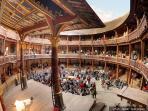 Inside Shakespeare's Globe