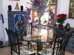 Salle à manger-Comedor-décoration arabo-andalous.