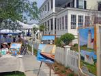 Art by the Harbor Event