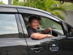Villa Bossi has a dedicated, spacious car and driver