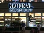 International super market close to Hiroo station