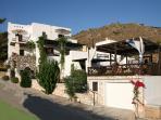 Exterior View - Aeolos Sunny Villas Complex