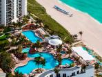 Ocean View,Luxury Suite-Trump Beach Resort $199/n