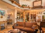Living Room inside Main House