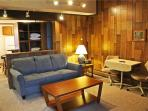 Located at Base of Powderhorn Mtn in the Western Upper Peninsula, A Quiet Trailside Condo with a Shared Hot Tub & Allows Dogs
