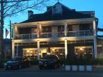 The Inn at Little Washington ( restaurant $$$)
