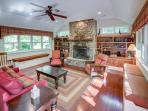 Great Room w/large living area and 2nd dining area
