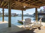 Dockside Seating