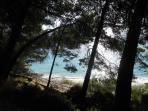 Mokalo beach