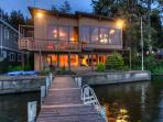 Brannholm Lakefront Home with Dock-Pet Friendly