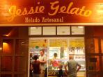 The best gelato around...right in Puerto.