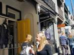 Stroll to Darlinghurst's cafe precinct