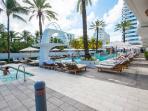 World Class Pool Area & Hot Tub