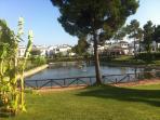 Parque Central Resort:  10.000 metros, lago , club social con restaurante privado, parque infantil