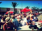 Local Fiesta on the Urbanisation