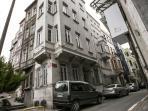 building exterior / street