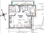 Interior plan: better than words to describe the place ...